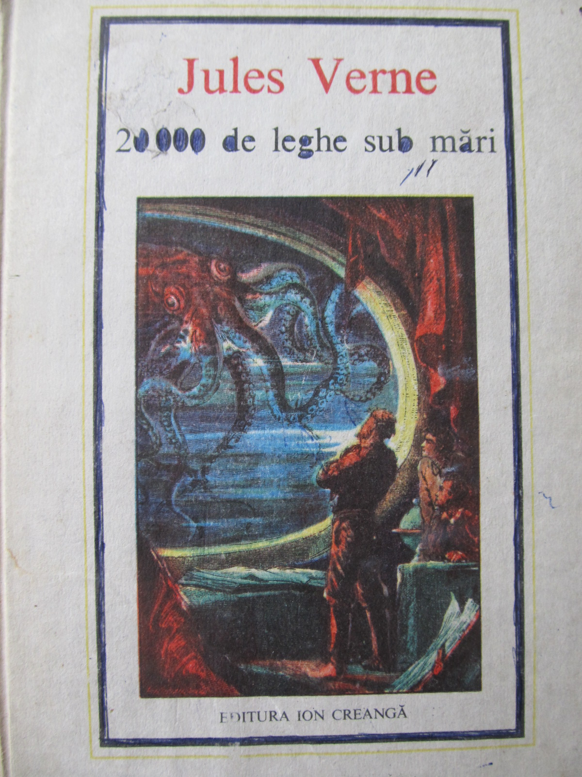 20000 de leghe sub mari (13) - Jules Verne | Detalii carte