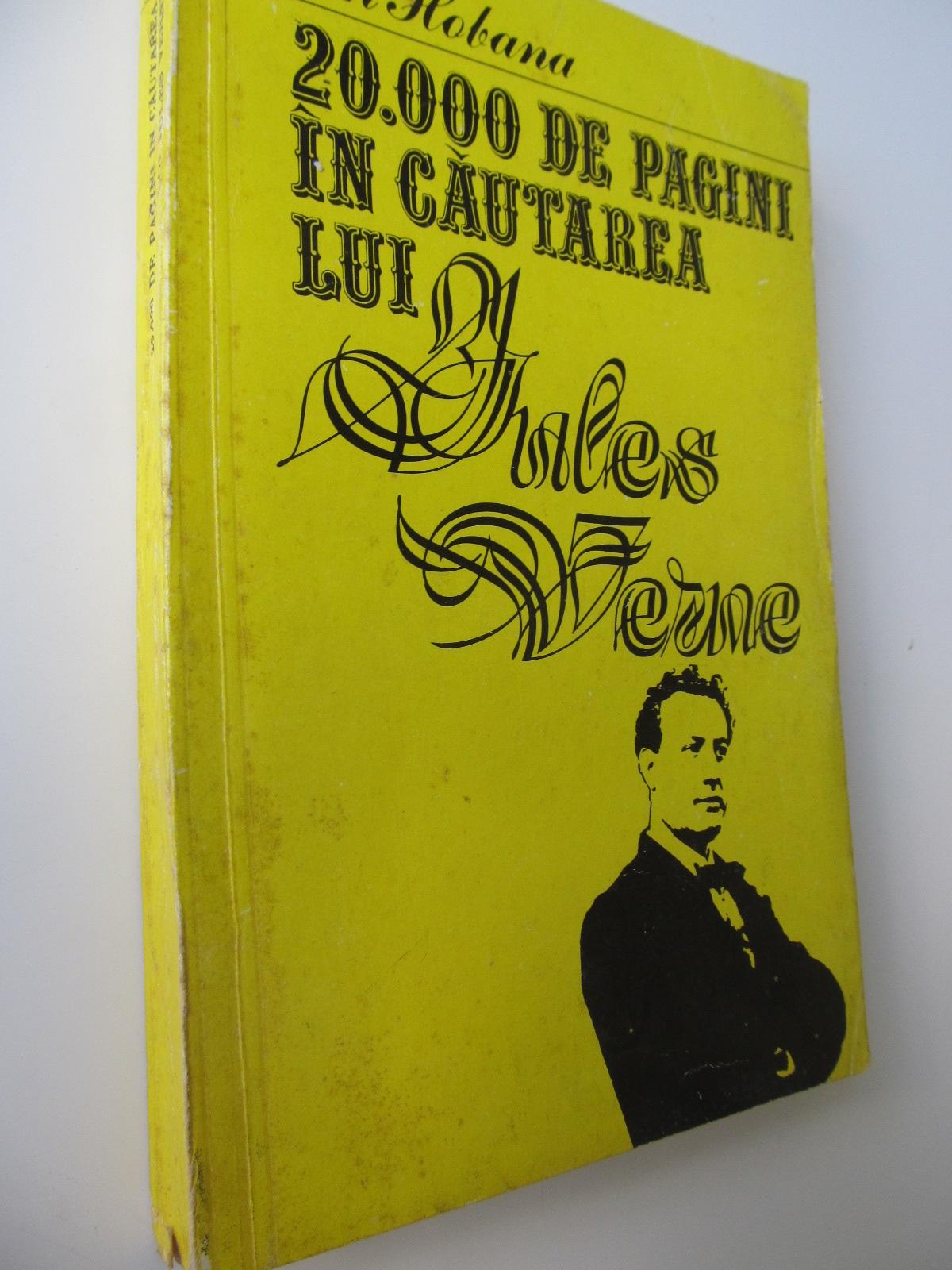 20000 de pagini in cautarea lui Jules Verne - Ion Hobana | Detalii carte