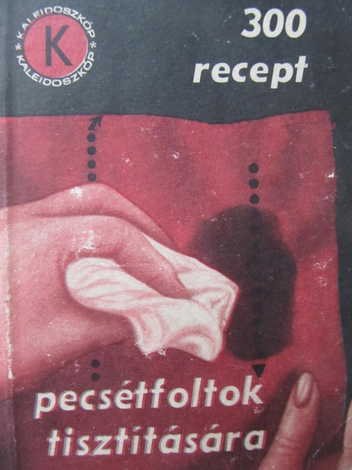 Carte 300 recept pecsetfoltok tisztitasara (1) - I. T. Predescu