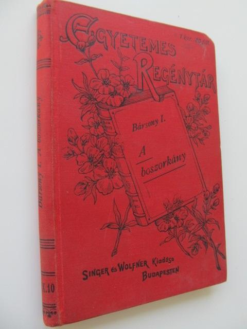 A boszorkany - Barsony I. | Detalii carte