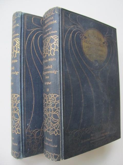 A csehek Magyarorszagban (2 vol.) , 1905 - Baro Josika Miklos | Detalii carte