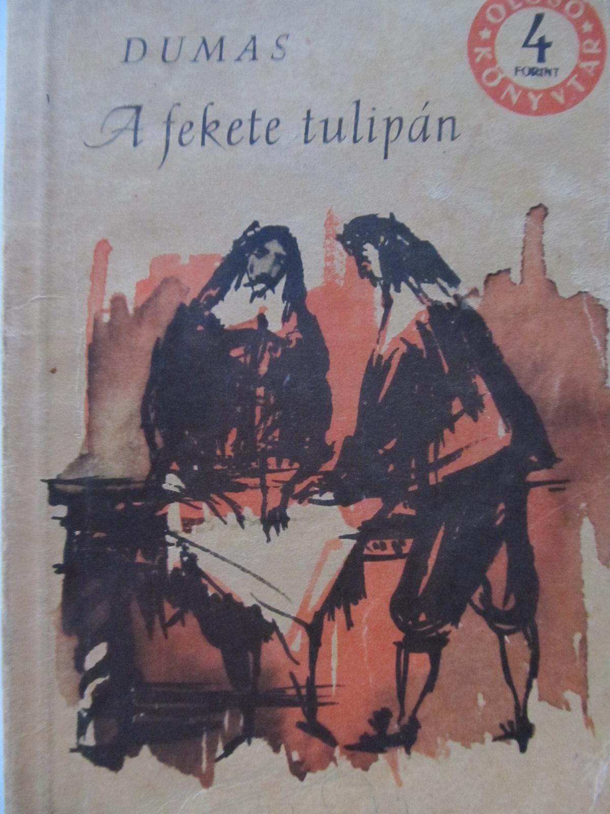 A fekete tulipan - Al. Dumas | Detalii carte