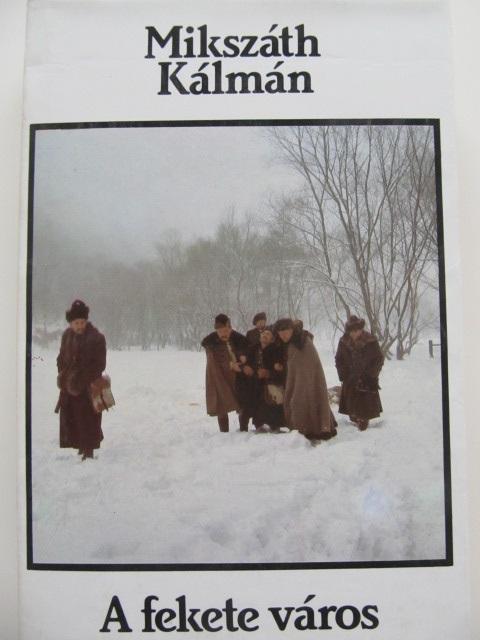 A fekete varos - Mikszath Kalman | Detalii carte