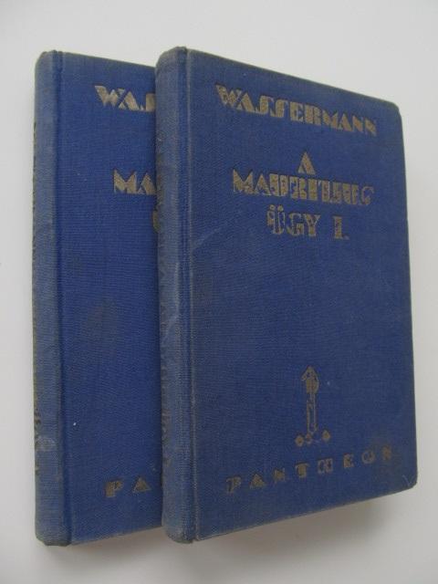 A Maurizius ugy (2 vol.) - Jakob Wassermann | Detalii carte