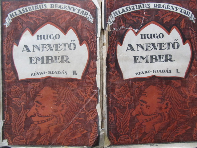 A neveto ember (2 vol.) - Victor Hugo | Detalii carte
