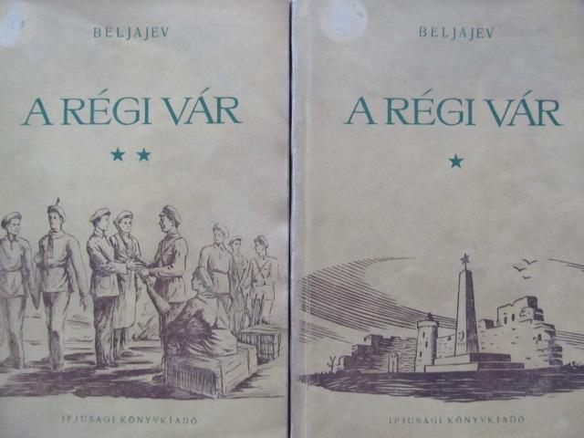 Carte A regi var (2 vol.) - V. Beljajev