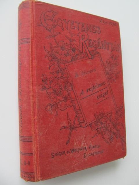 A rejtelmes sziget (2 vol.) - colegate - G. Bronson Howard | Detalii carte