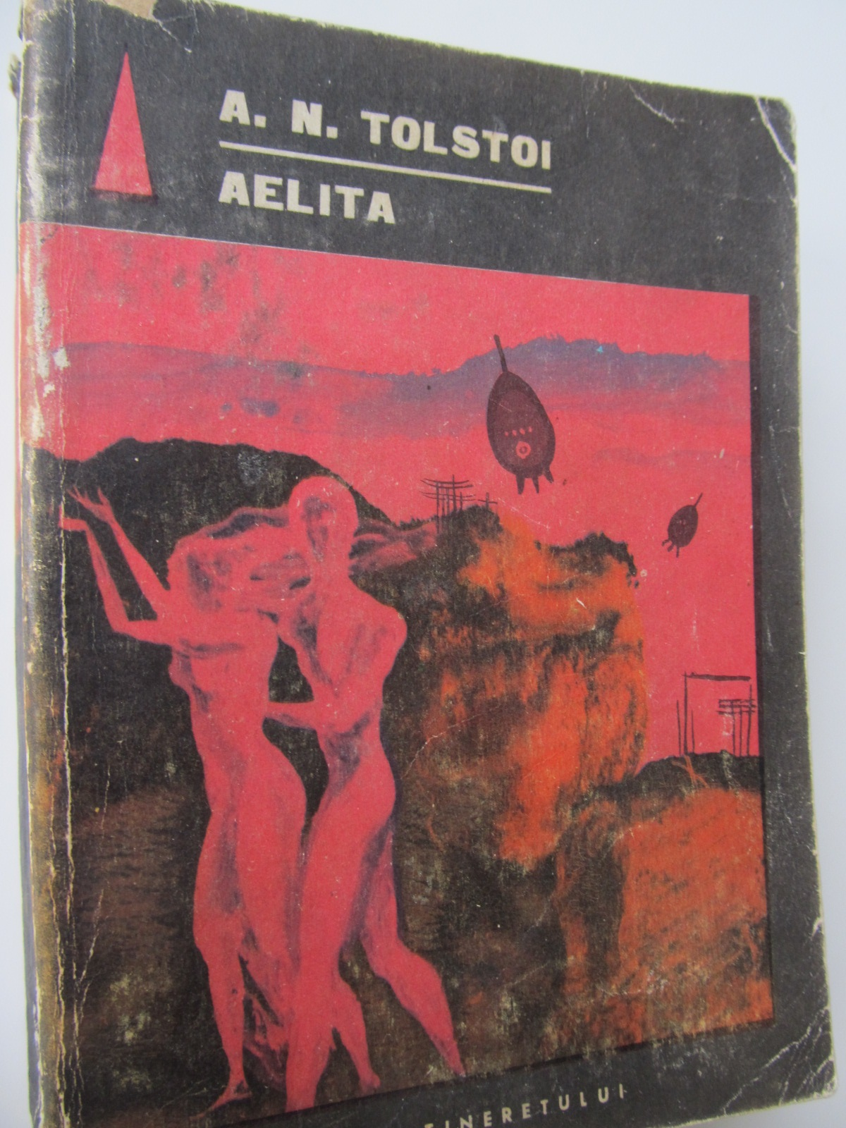 Aelita - A. N. Tolstoi | Detalii carte