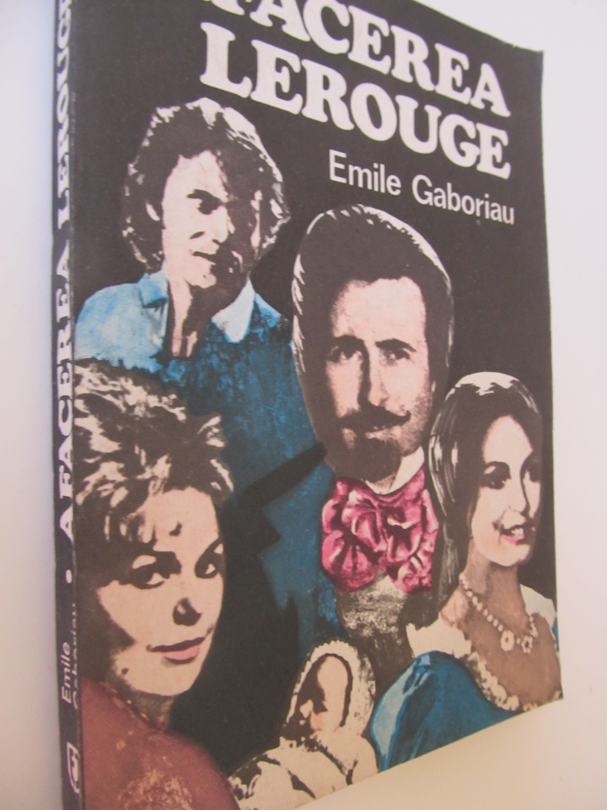 Afacerea Lerouge - Emile Gaboriau | Detalii carte