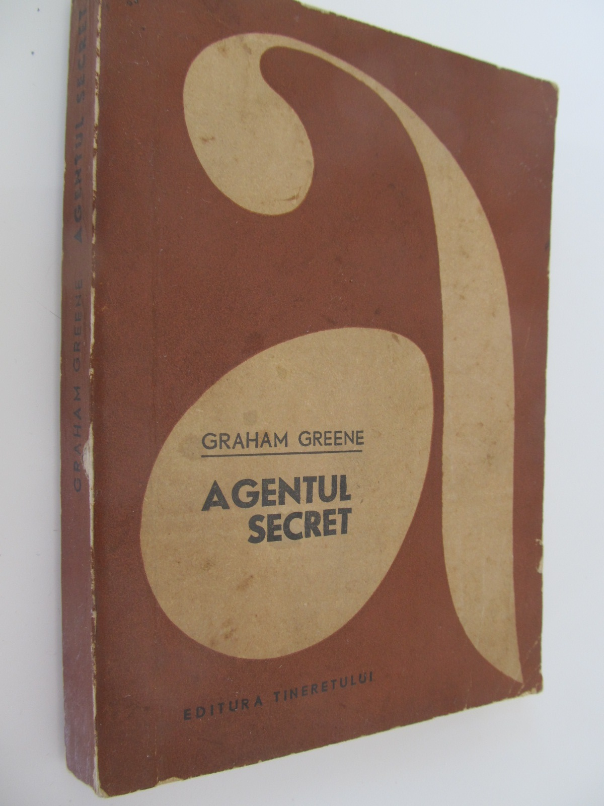 Agentul secret - Graham Greene | Detalii carte