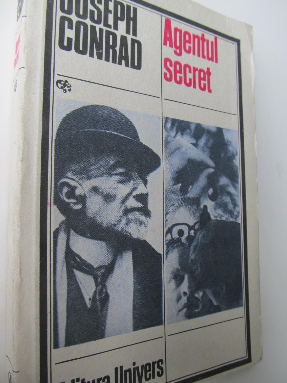 Agentul secret - Joseph Conrad | Detalii carte