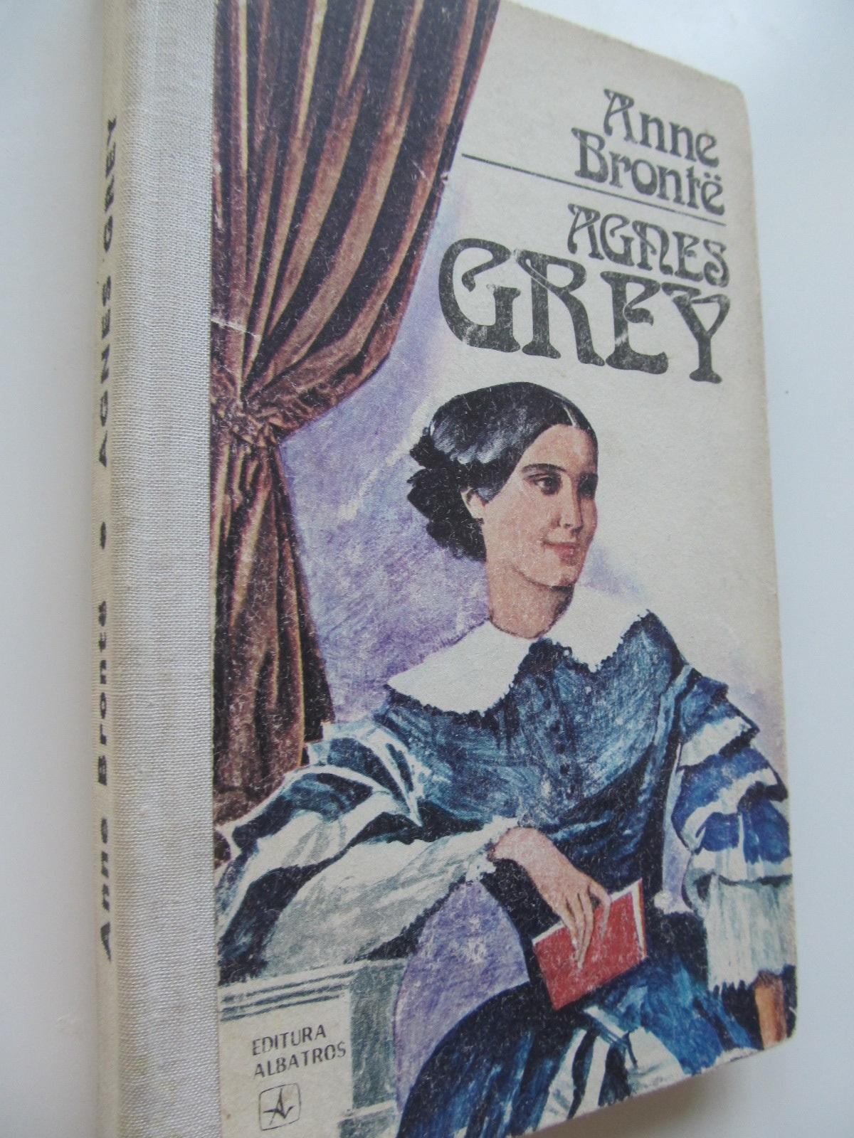 Agnes Grey - Anne Bronte | Detalii carte