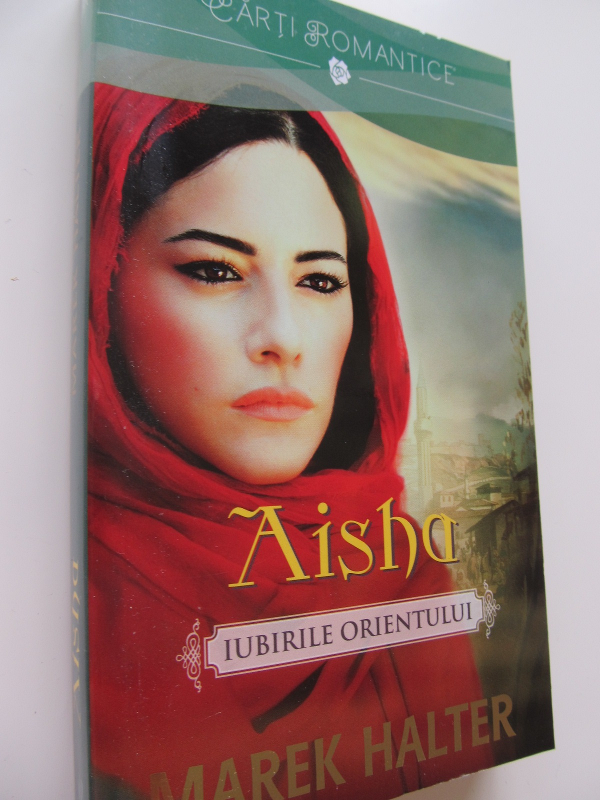 Aisha - Marek Halter | Detalii carte