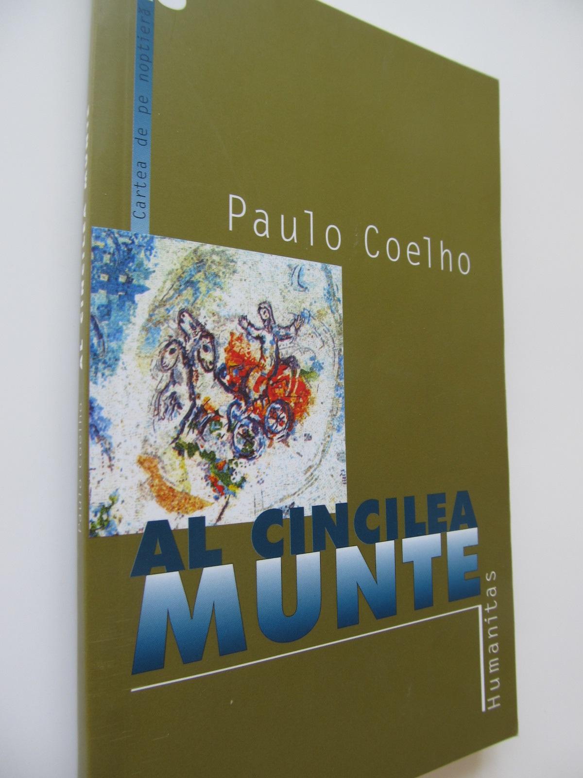 Al cincilea munte - Paulo Coelho | Detalii carte