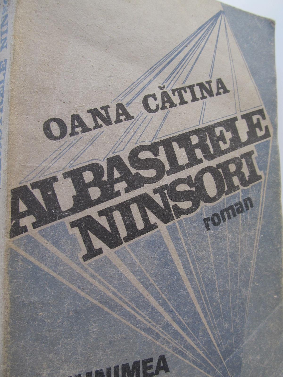 Albastrele ninsori - Oana Catina | Detalii carte