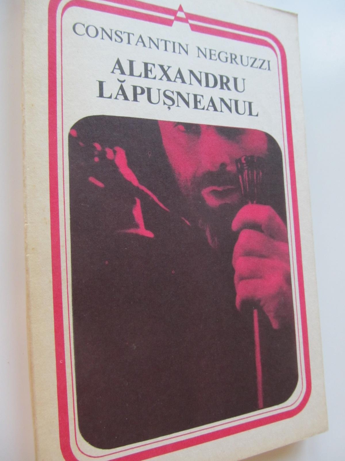 Alexandru Lapusneanu - Constantin Negruzzi | Detalii carte