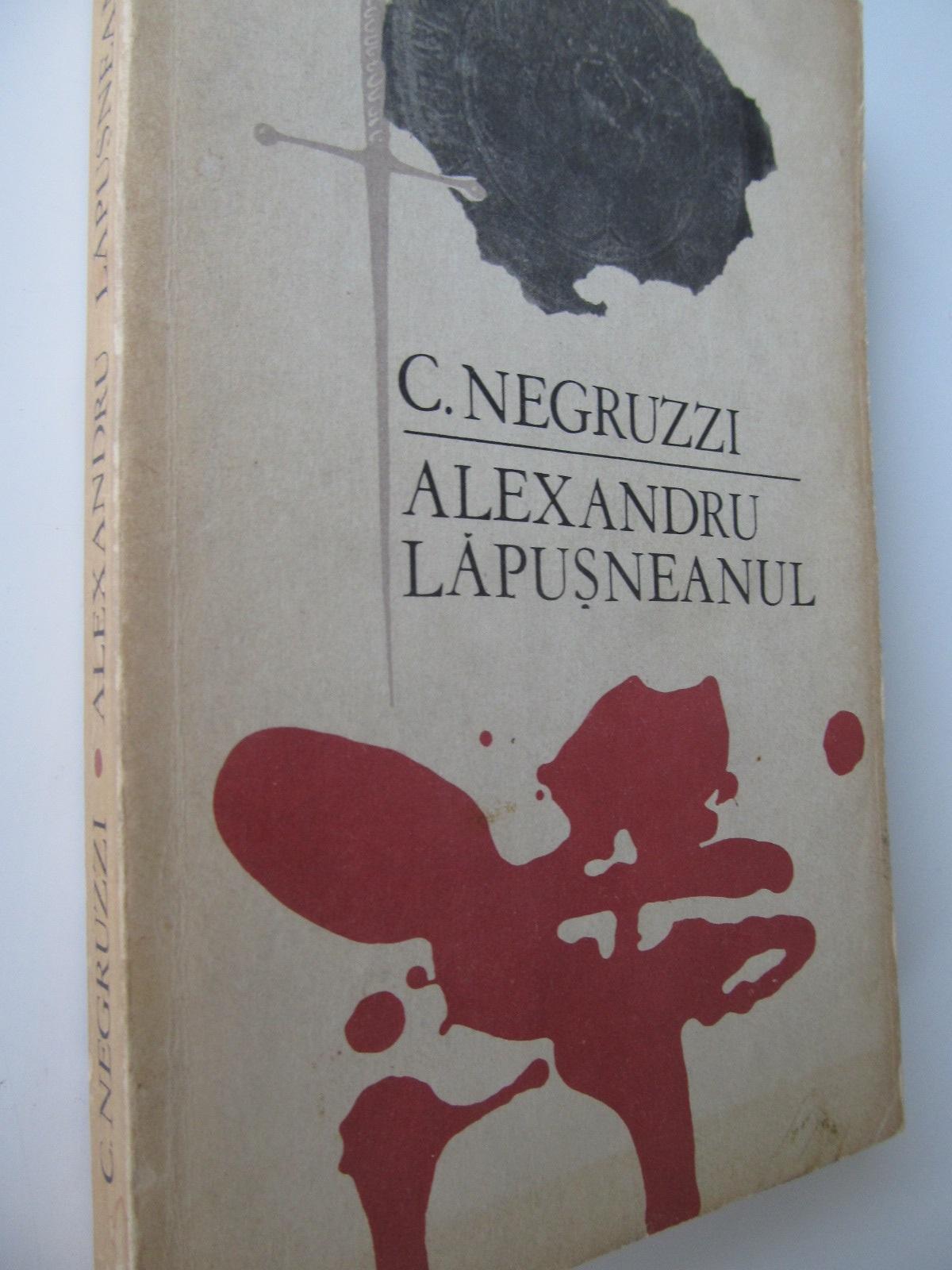 Alexandru Lapusneanu - C. Negruzzi | Detalii carte