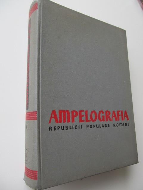 Ampelografia Republicii Populare Romane (vol. V) - soiurile neraionate K - Z - Gherasim Constantinescu , Elena Negreanu , ...   Detalii carte
