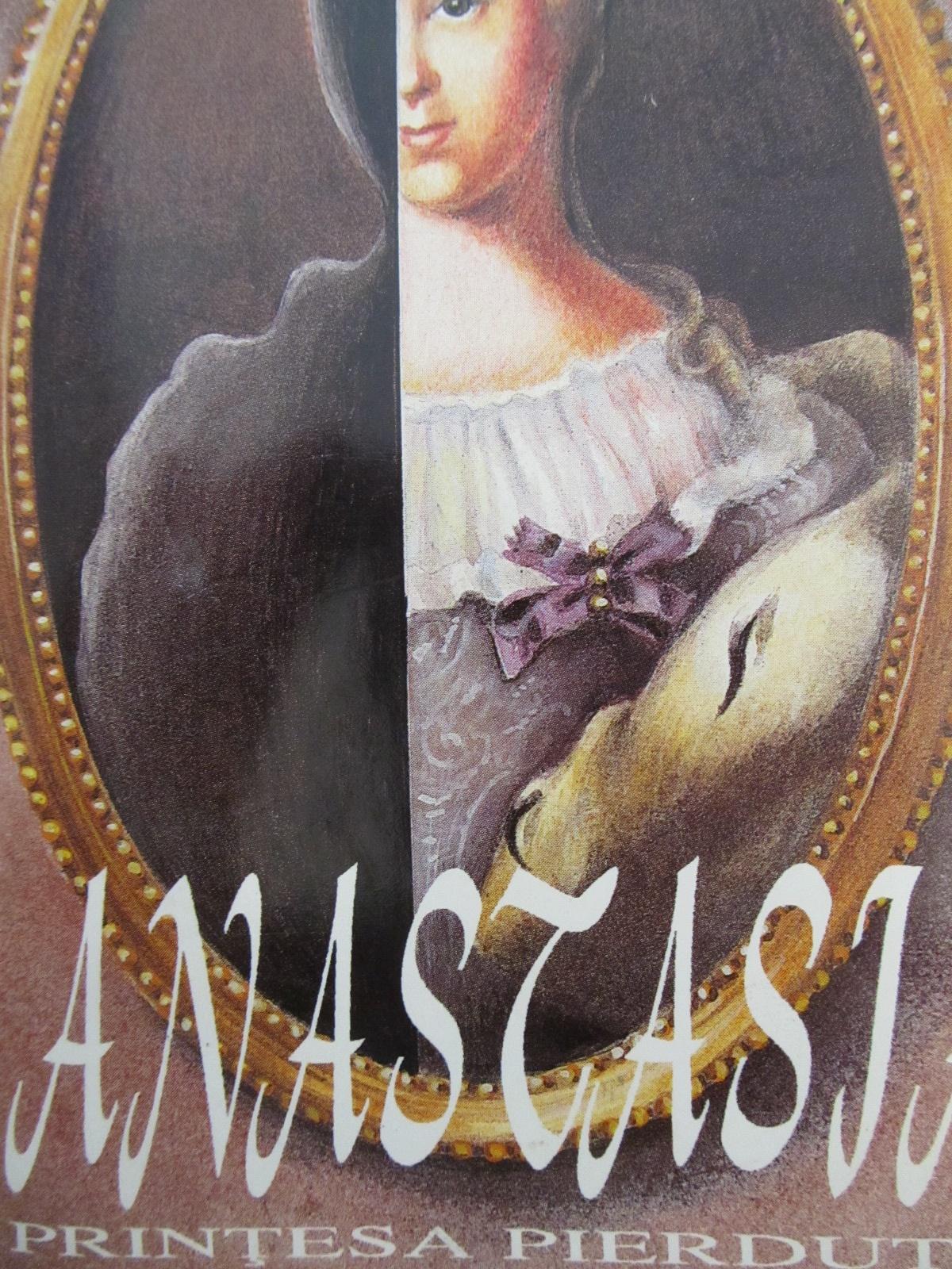 Anastasia printesa pierduta - J. B. Lovell | Detalii carte