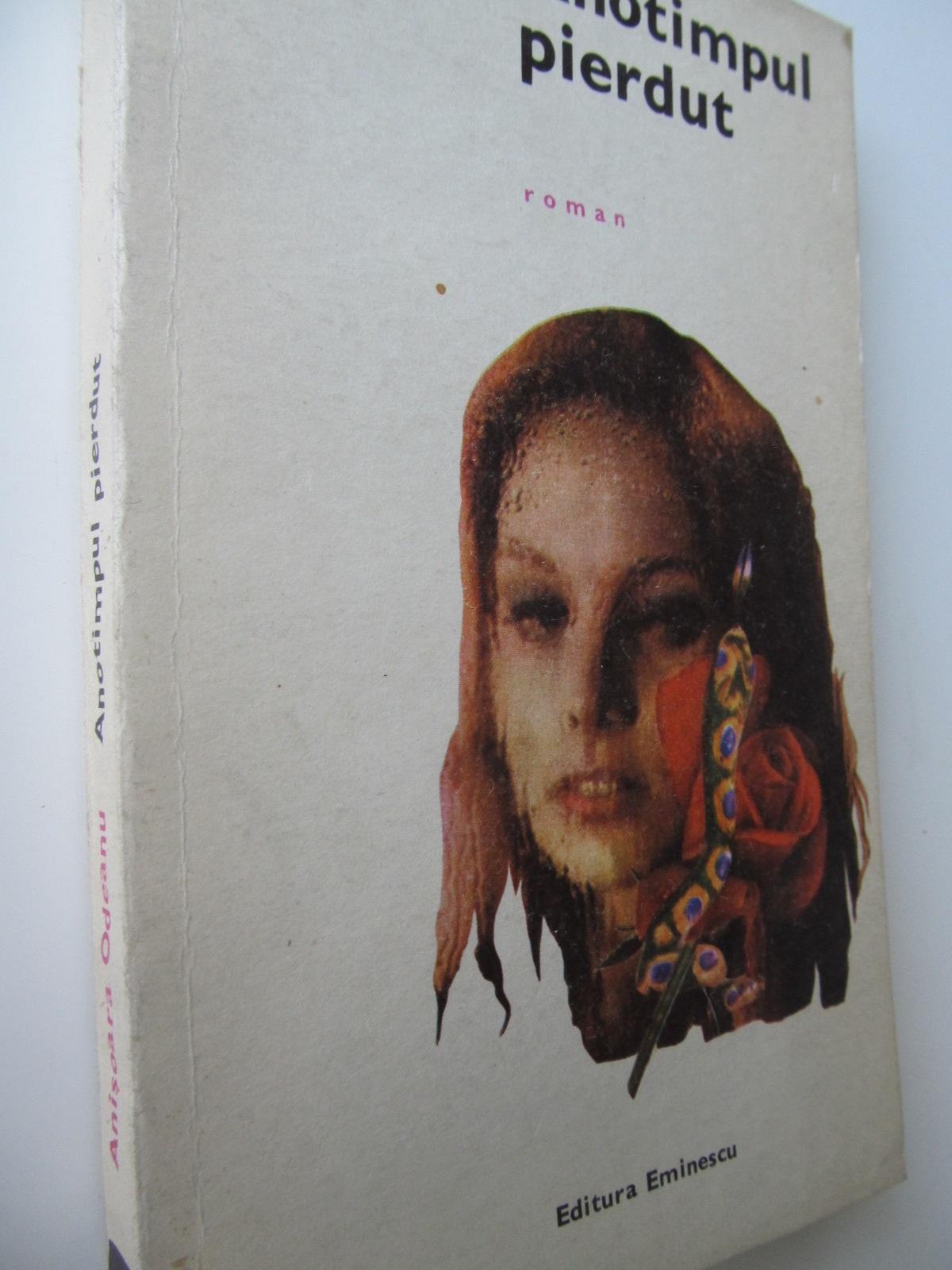 Anotimpul pierdut - Anisoara Odeanu | Detalii carte