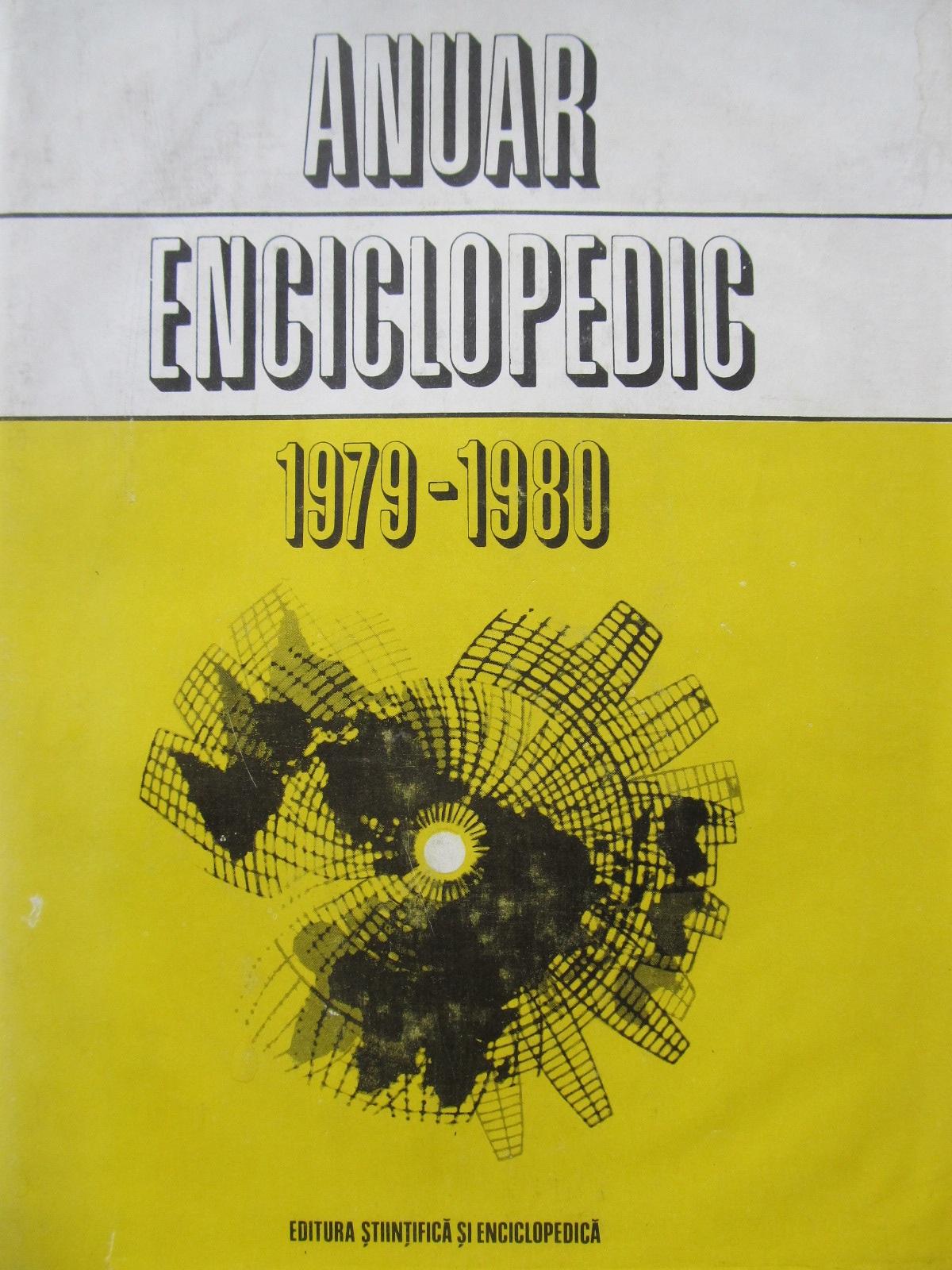 Anuar enciclopedic 1979-1980 - Aristita Avramescu | Detalii carte