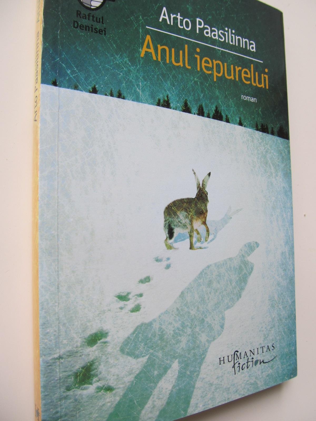 Anul iepurelui - Arto Paasilinna | Detalii carte