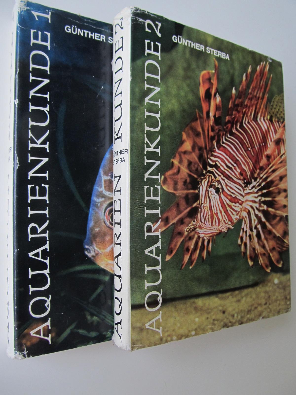 Aquarienkunde (2 vol.) - Gunther Sterba | Detalii carte