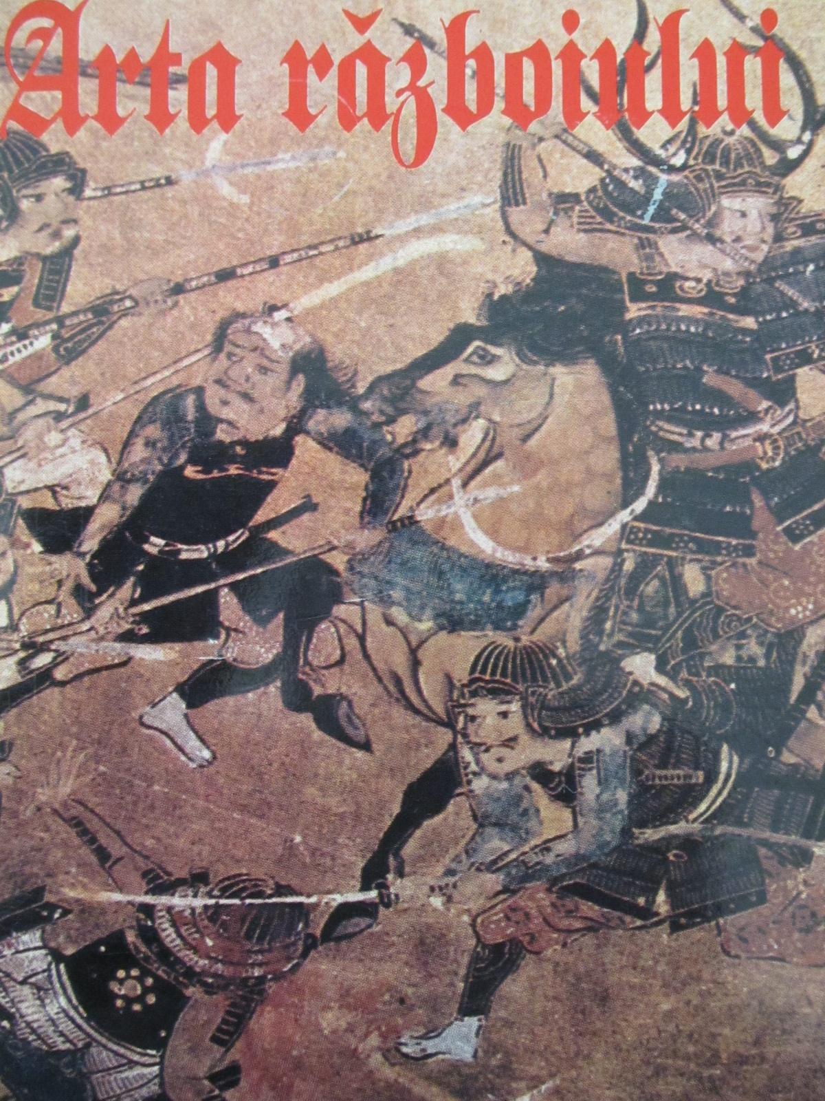 Arta razboiului [1] - Sun Tzu | Detalii carte