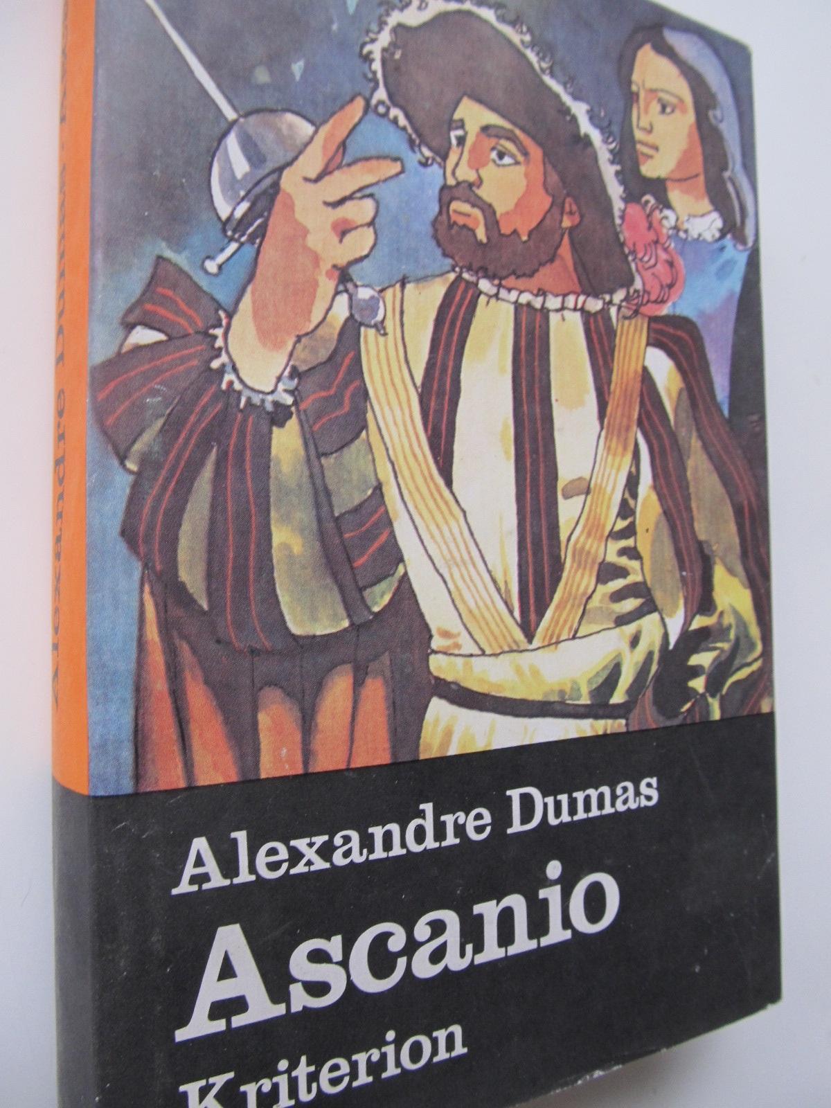 Ascanio (lb. maghiara) - Alexandre Dumas | Detalii carte