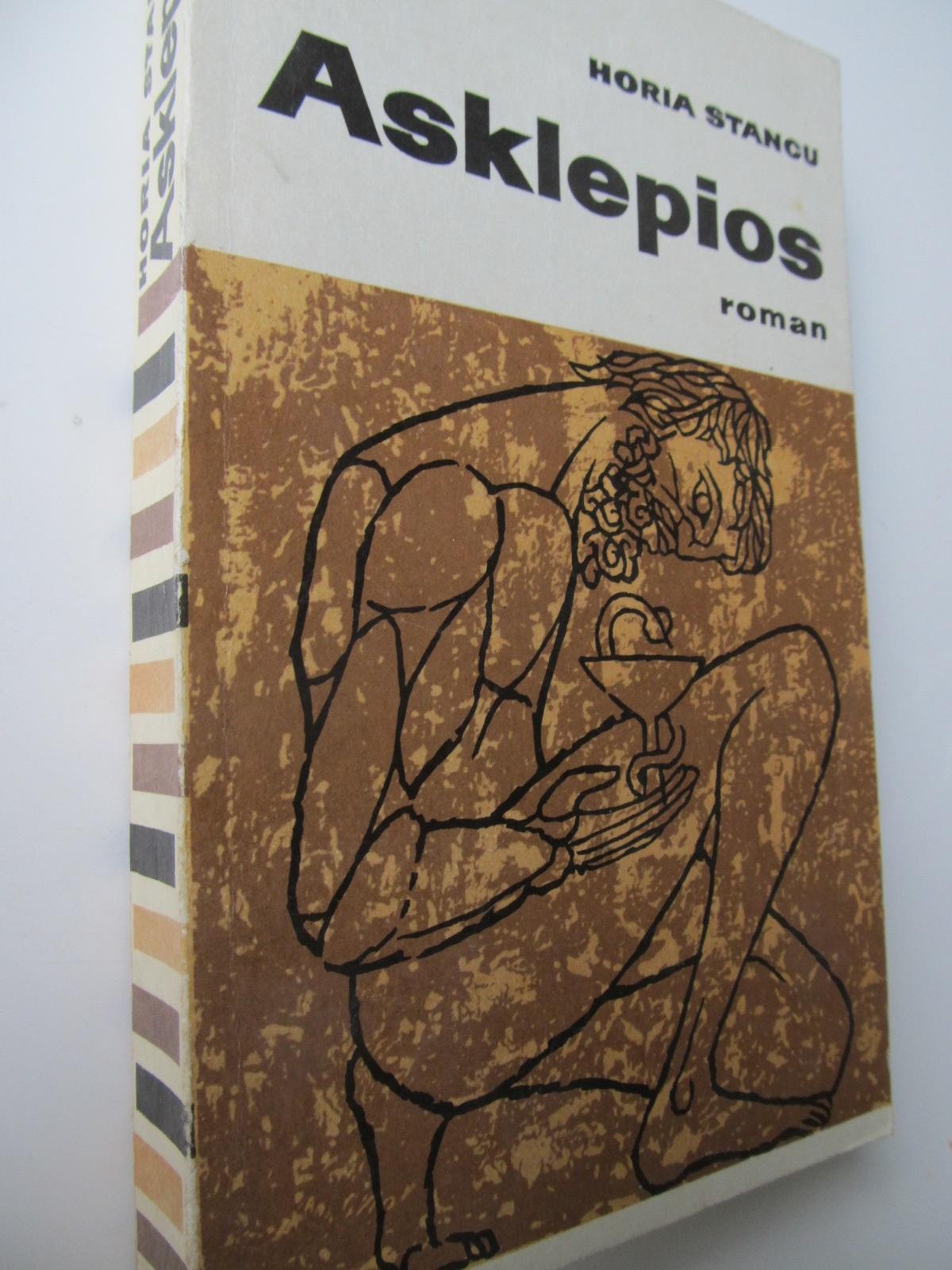 Asklepios - Horia Stancu | Detalii carte