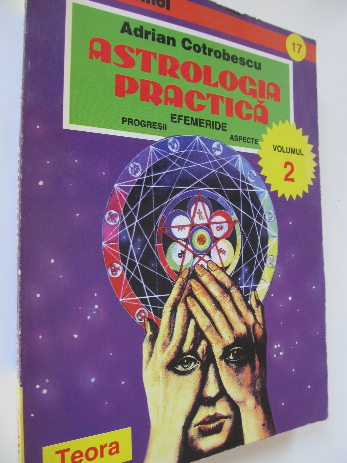 Astrologia practica (vol. 2) - Adrian Cotrobescu   Detalii carte