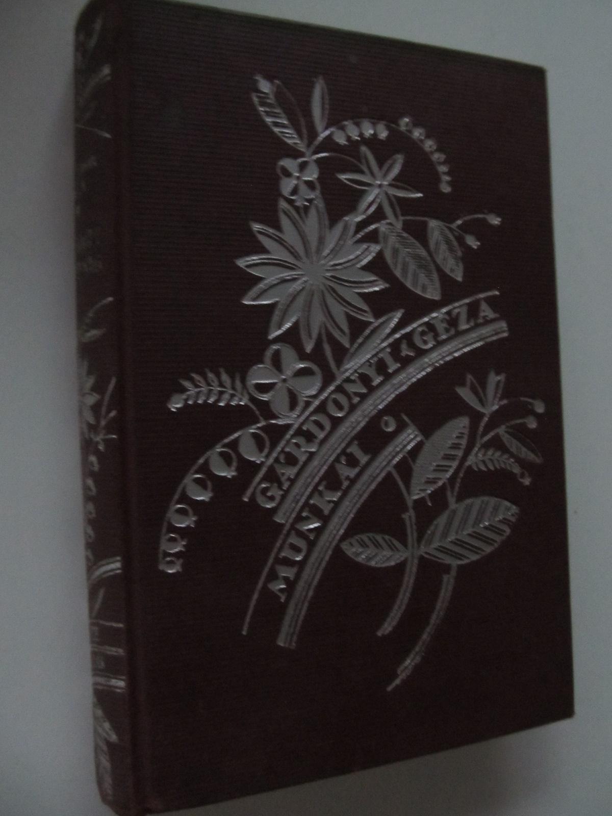 Atkozot jozansag - Gardonyi Geza | Detalii carte