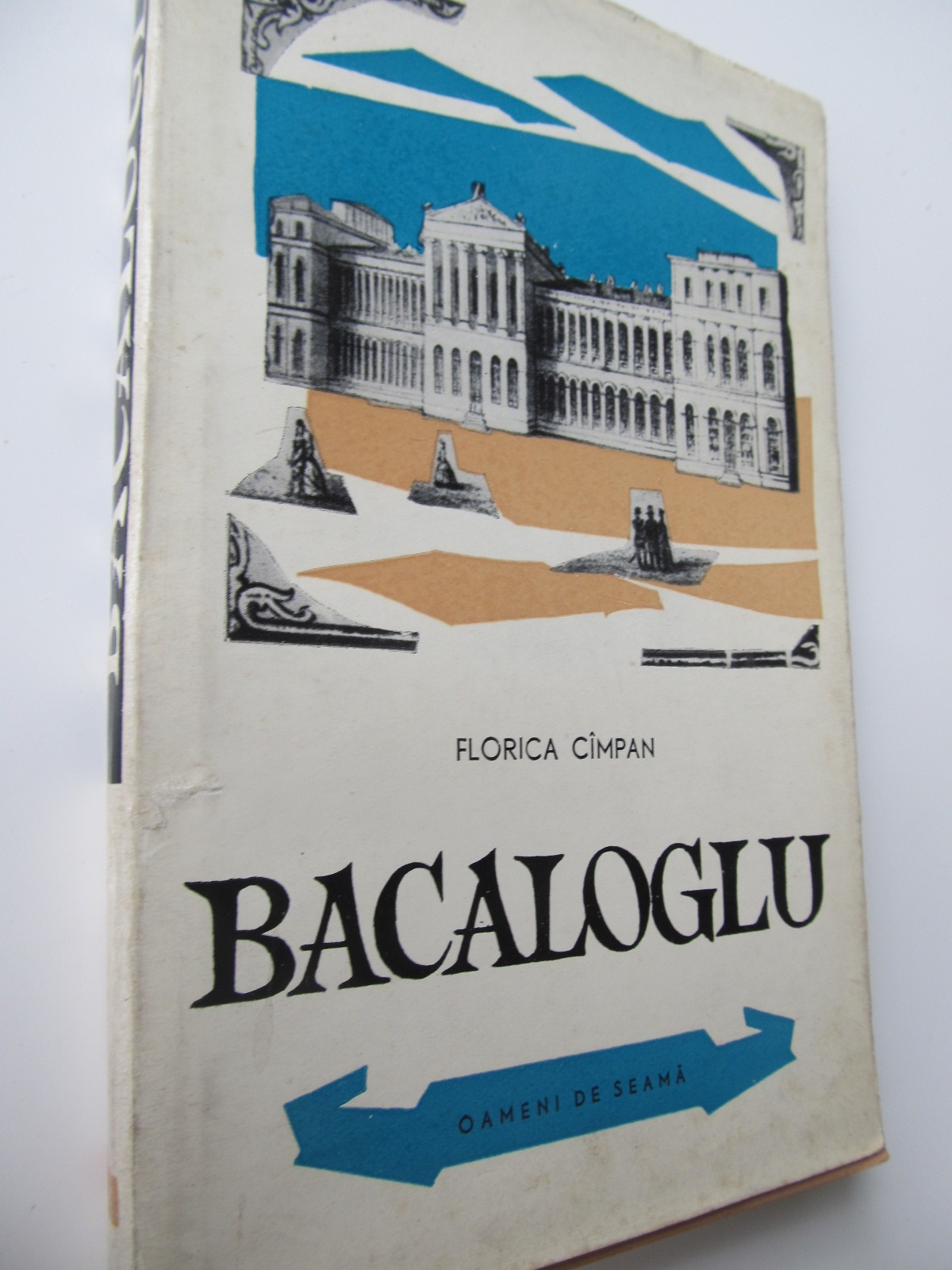 Bacaloglu - Florica Campan   Detalii carte