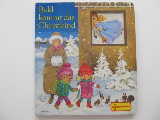 Bald kommt das Christkind - pagini carton gros - *** | Detalii carte