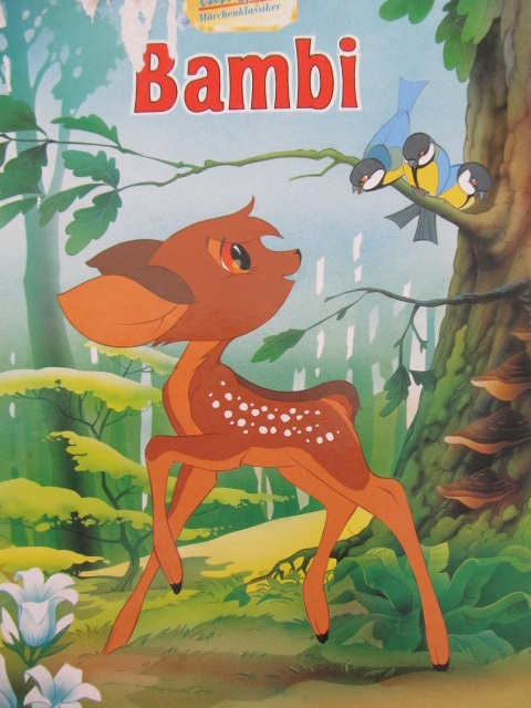 Bambi - *** | Detalii carte