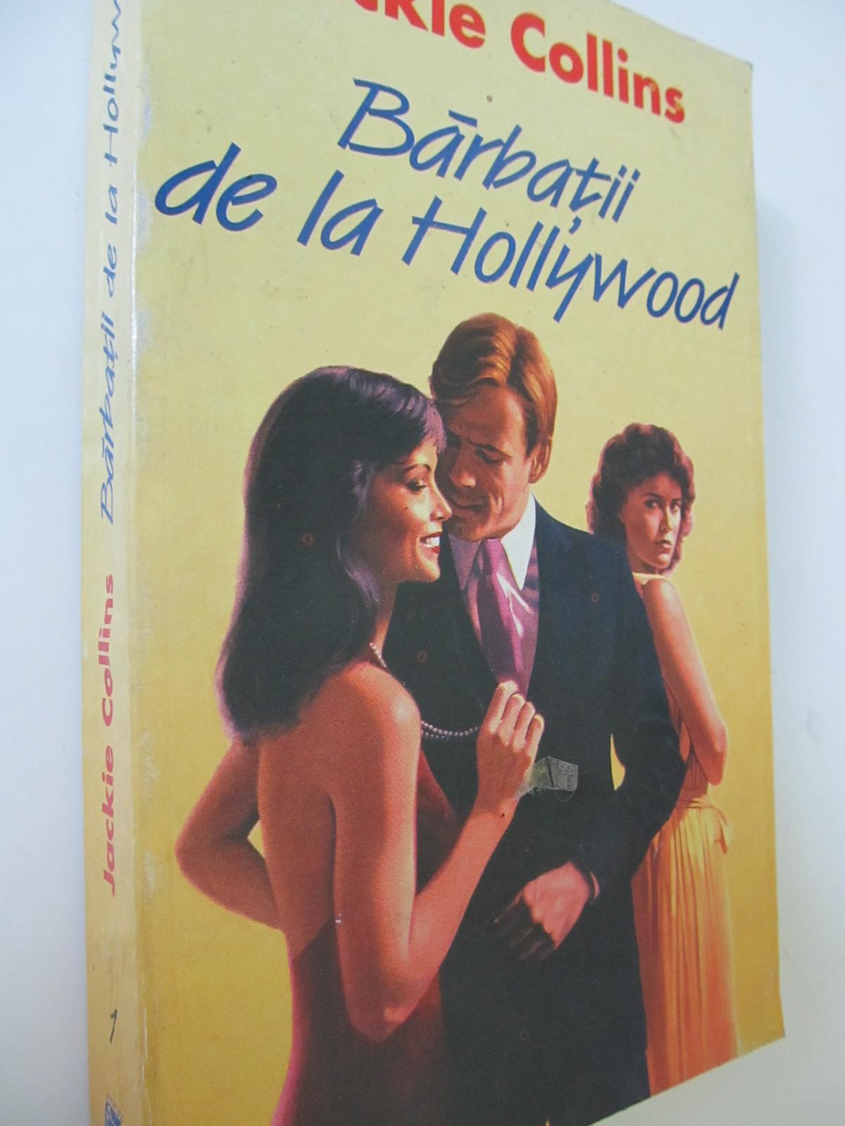 Barbatii de la Hollywood (vol. 1) - Jackie Collins | Detalii carte