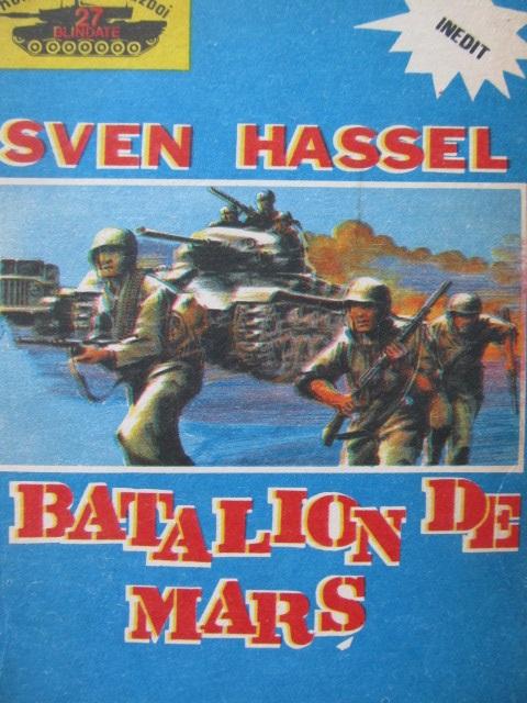 Batalion de mars - Sven Hassel | Detalii carte