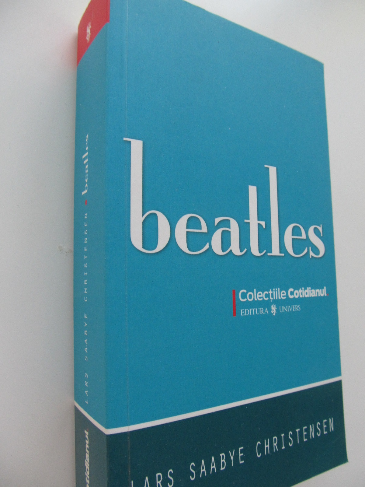 Beatles - Lars Saabye Christensen | Detalii carte