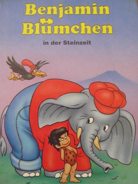 Benjamin Blumchen in der Steinzeit - *** | Detalii carte
