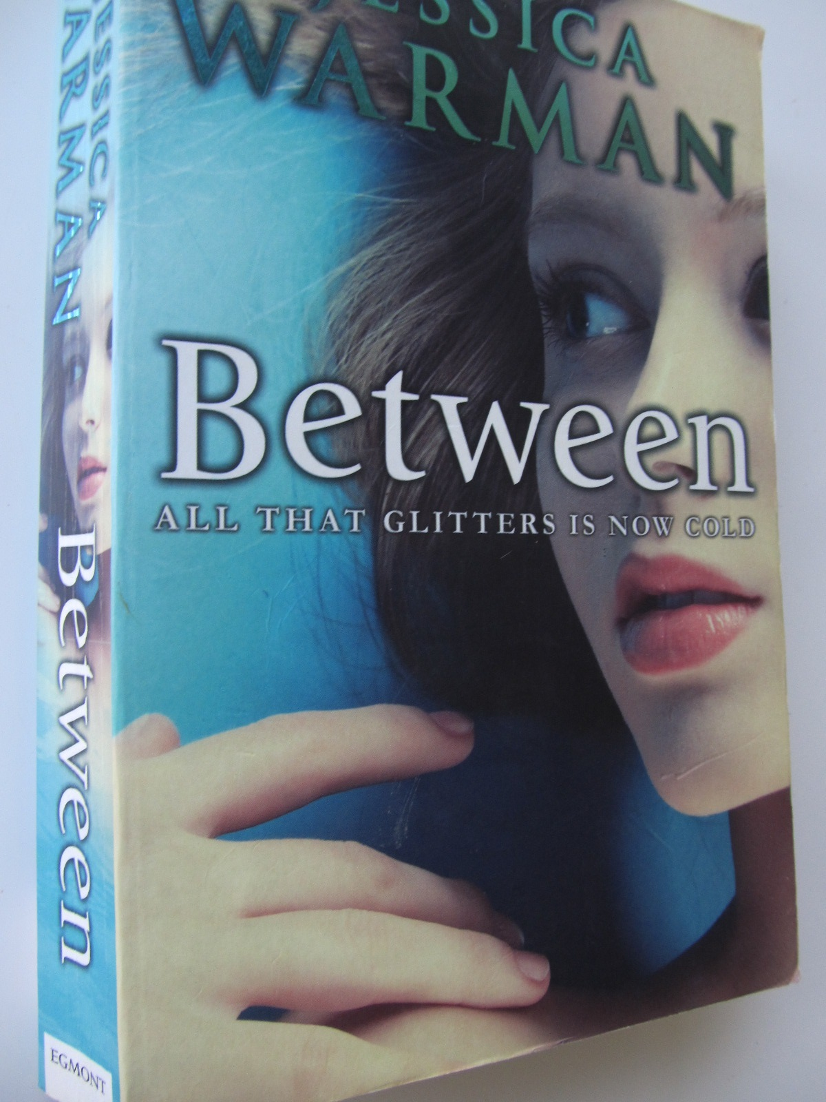 Between - Jessica Warman | Detalii carte