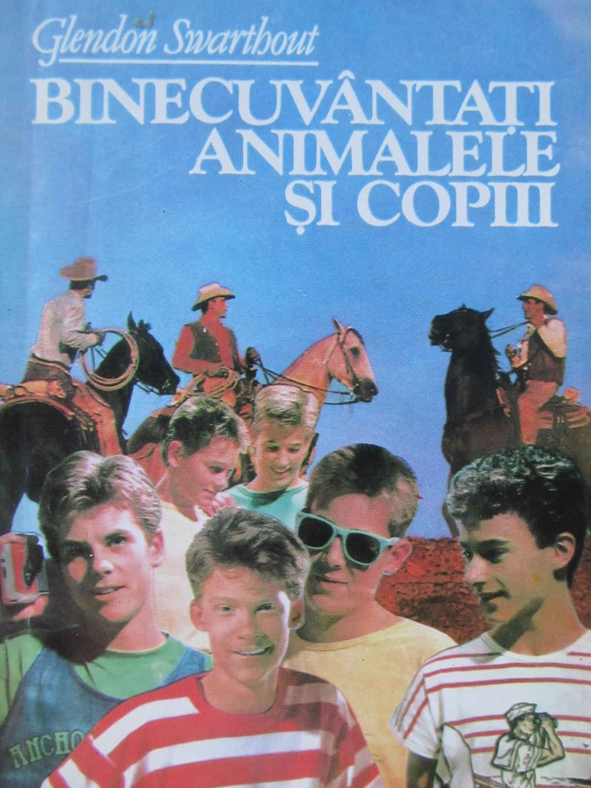 Binecuvantati animalele si copiii - Glendon Swarthout | Detalii carte