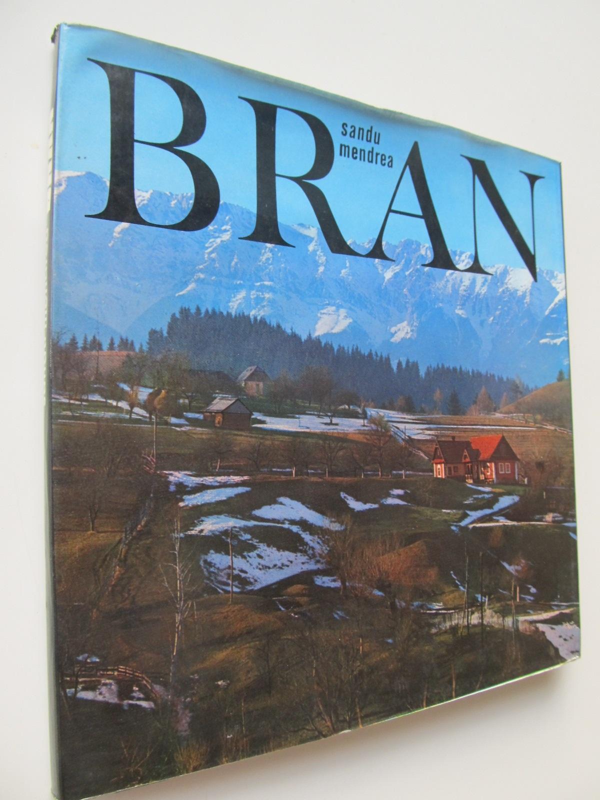 Bran (Album) - Sandu Mendrea | Detalii carte