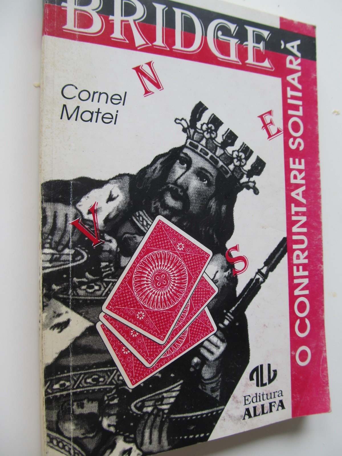 Bridge o confruntare solitara - Cornel Matei | Detalii carte