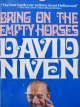 Carte Bring on the Empty Horses - David Niven