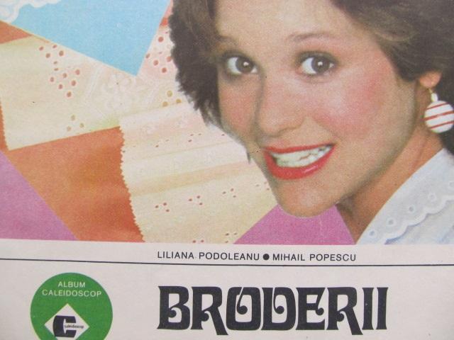 Broderii [1] - Liliana Podoleanu , Mihail Popescu | Detalii carte