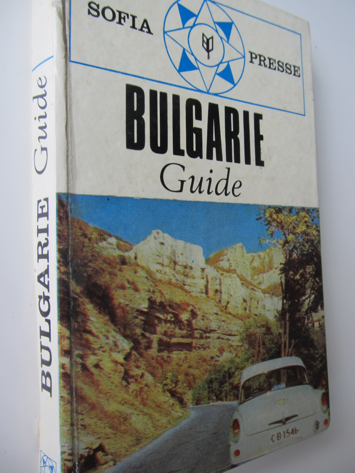 Bulgarie Guide (lb. franceza) - Dimitre Mikhailov | Detalii carte