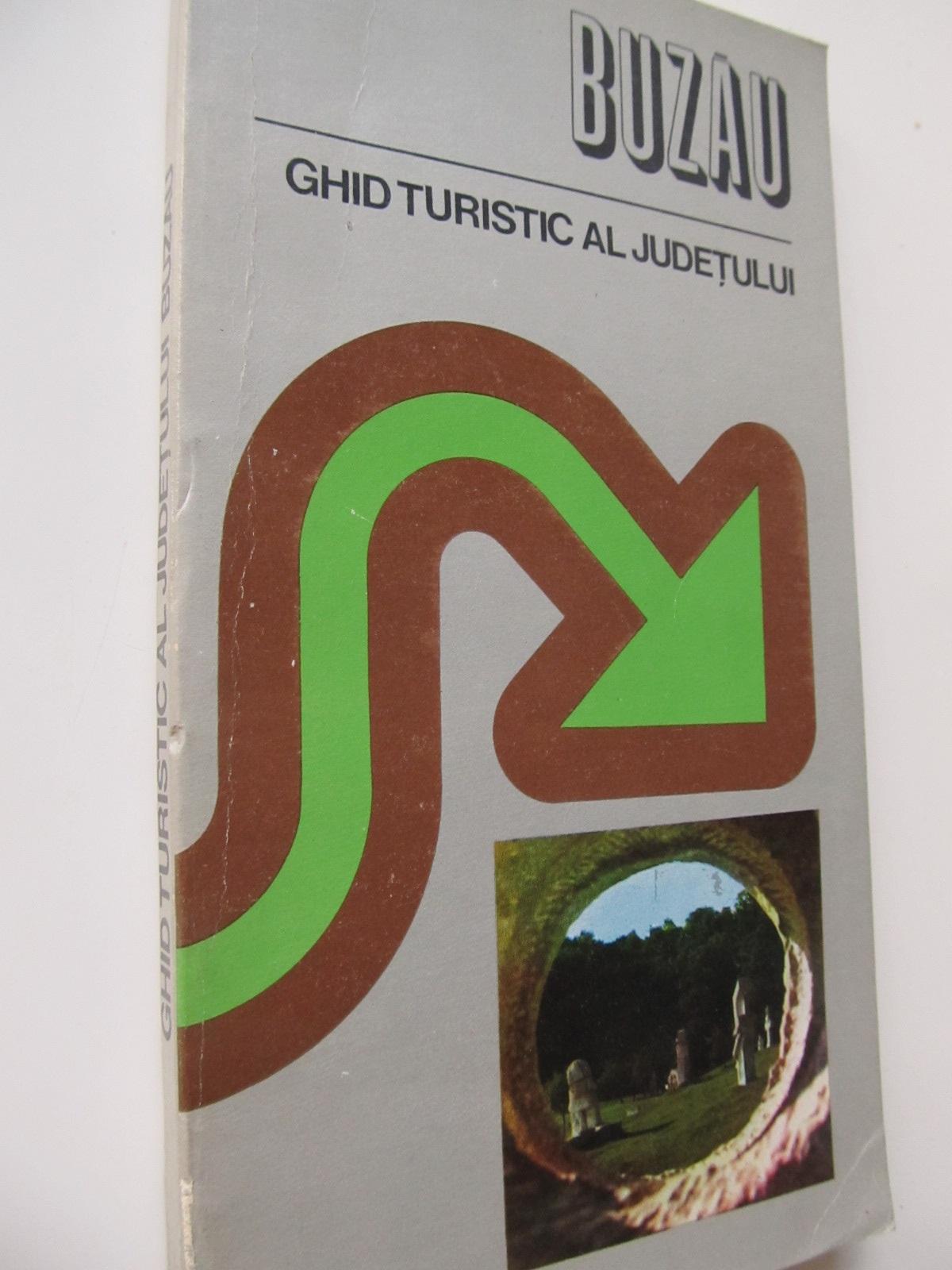 Buzau - Ghid turistic al judetului (cu harta) - Lazar Baciucu , ...   Detalii carte