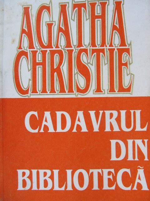 Cadavrul din biblioteca - Agatha Christie | Detalii carte