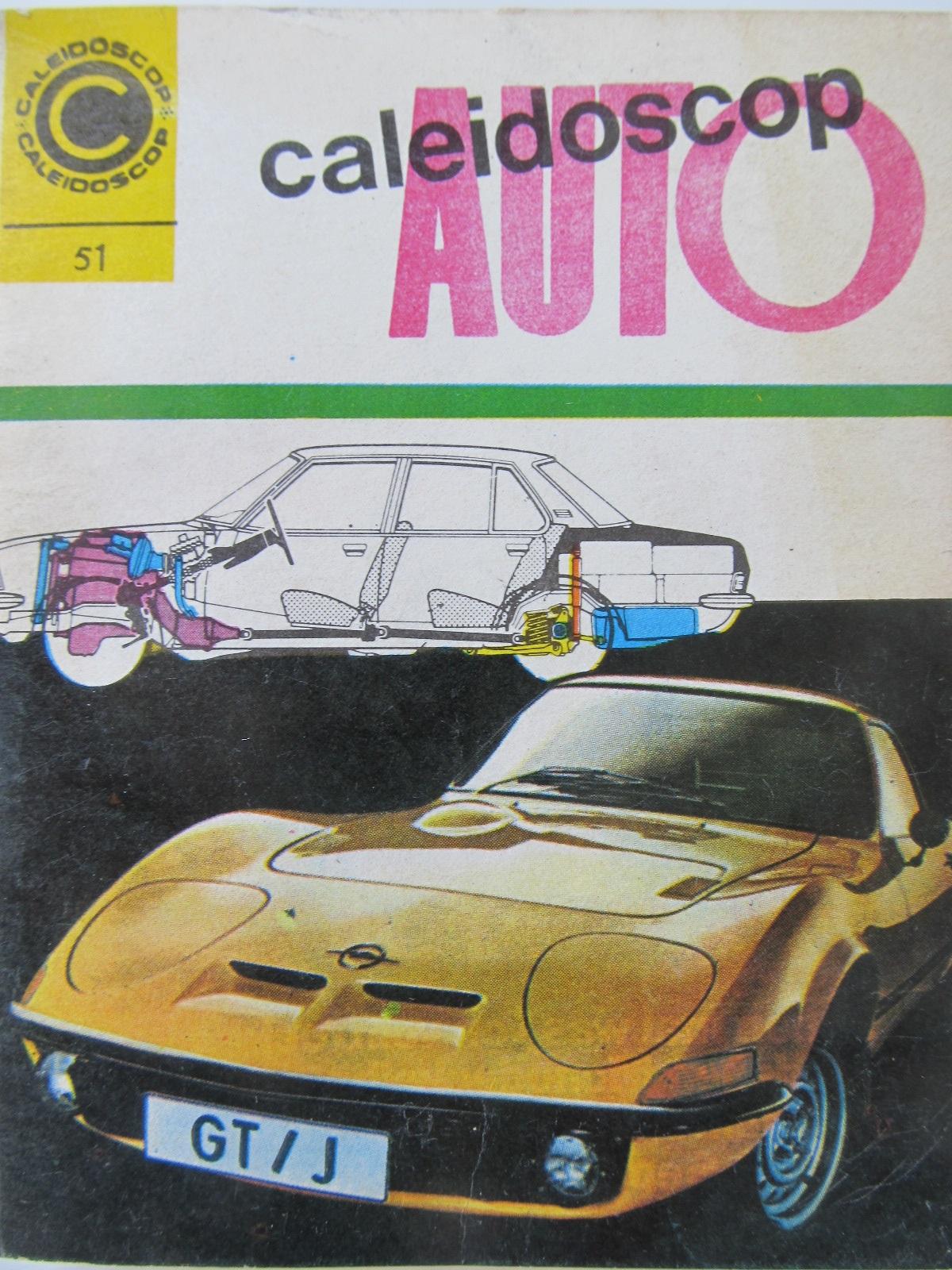 Caleidoscop auto (51) - N. Nobilescu | Detalii carte