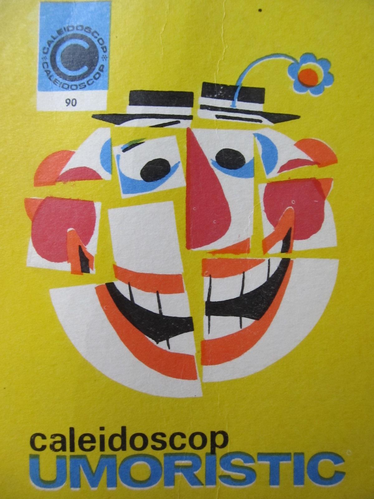Caleidoscop umoristic (90) - D. C. Mazilu , ... | Detalii carte